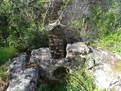 Conduite d'eau du moulin du Vivaghju n°2