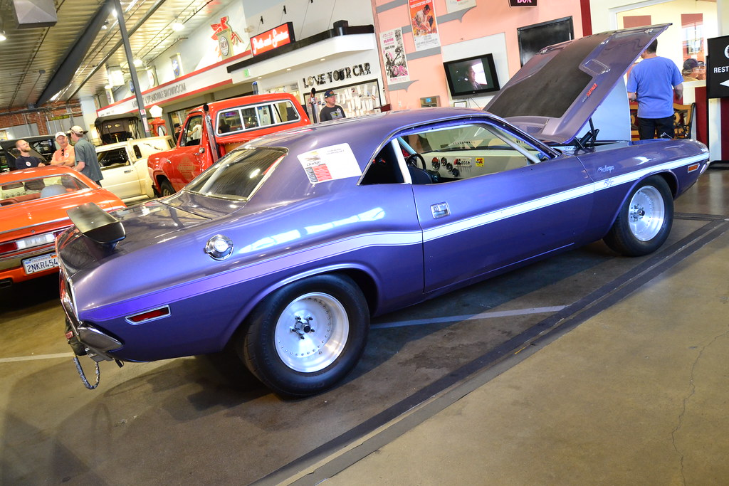 Muscle Car Show American Street Machines Then And Now Flickr - American muscle car show 2018