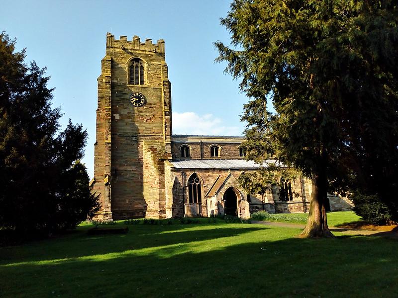 St Marys Church, Shelford