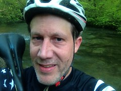 Crossing Jones Creek (Kinda Tired)