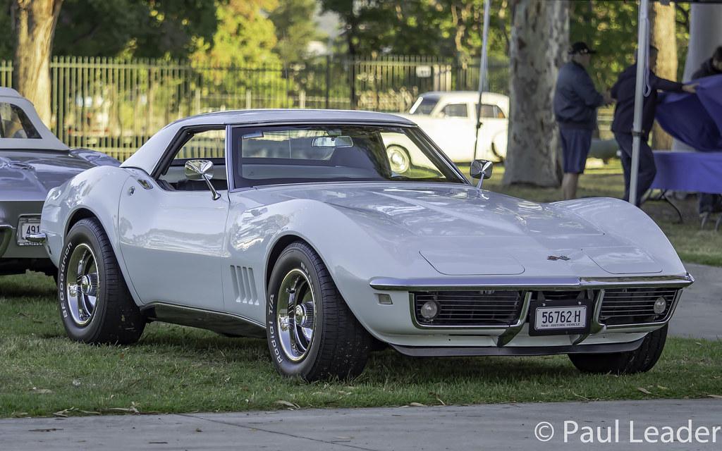 1968 Chevrolet Corvette C3 Stingray Coupe Image Paul Lea Flickr