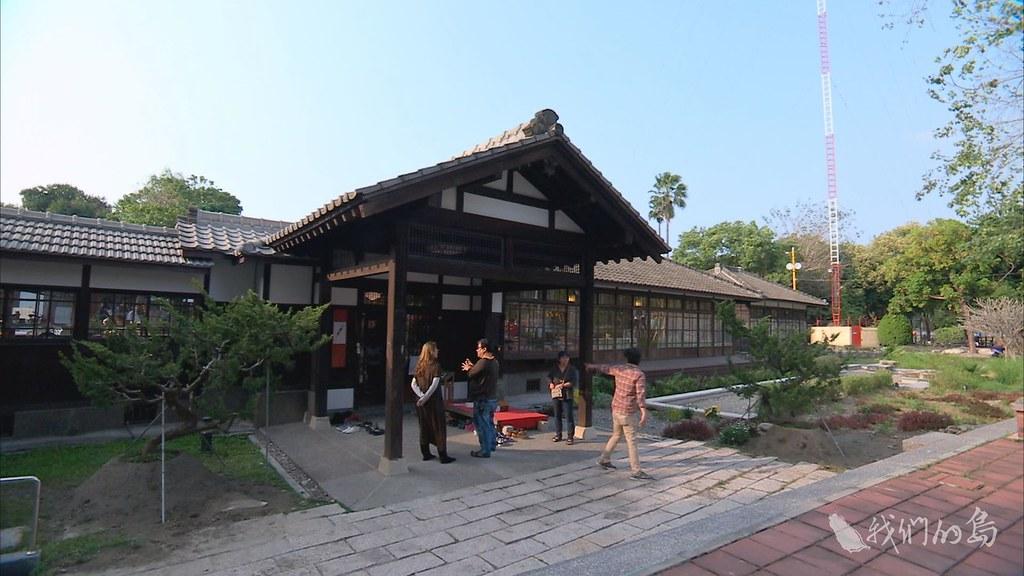 955-3- (27)雲林虎尾涌翠閣,一間保留下來的歷史老屋,成為地方創生平台