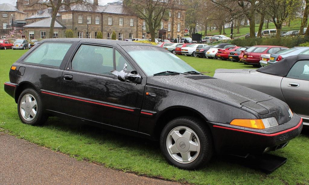 1987 Volvo 480es Left Hand Drive Hh Classic Car Auction Flickr