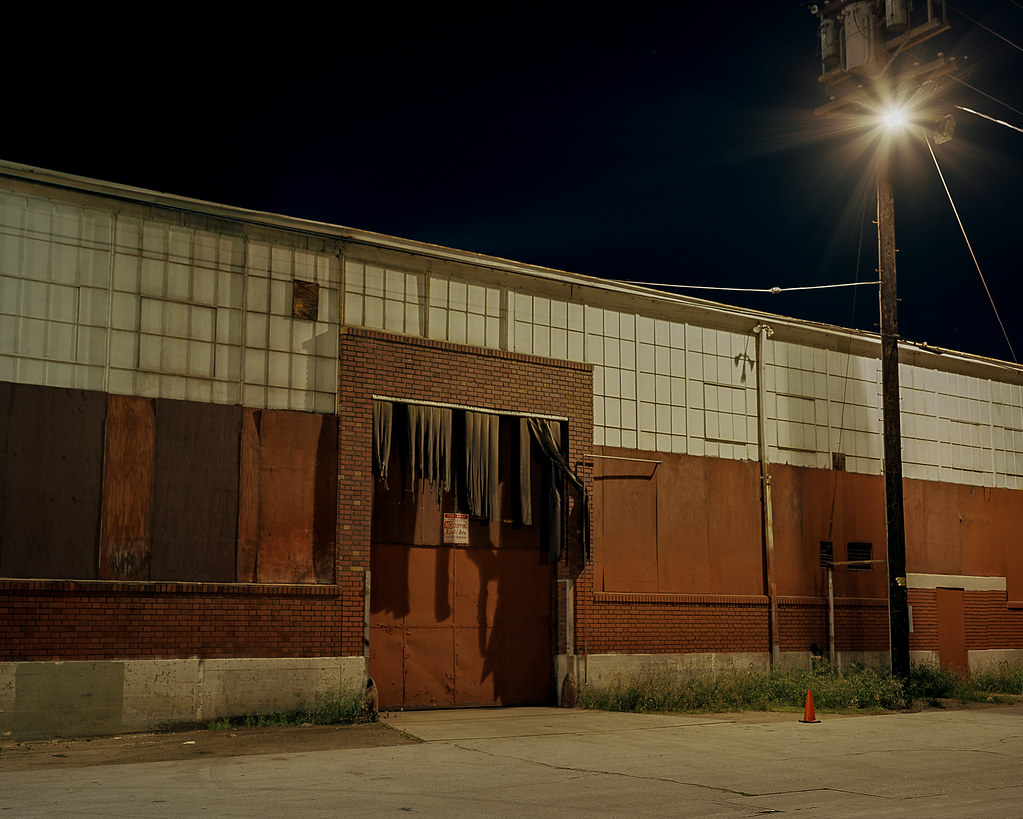 Night factory | by ADMurr