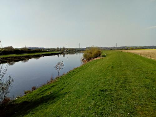 Across from Stoke Bardolph