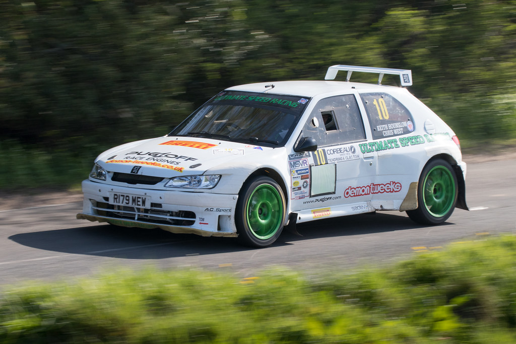 Chris West/ Keith Hounslow (Peugeot 306 Maxi Kit Car) / Co… | Flickr
