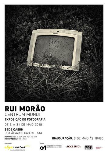 Exposição de Fotografia de Rui Morão