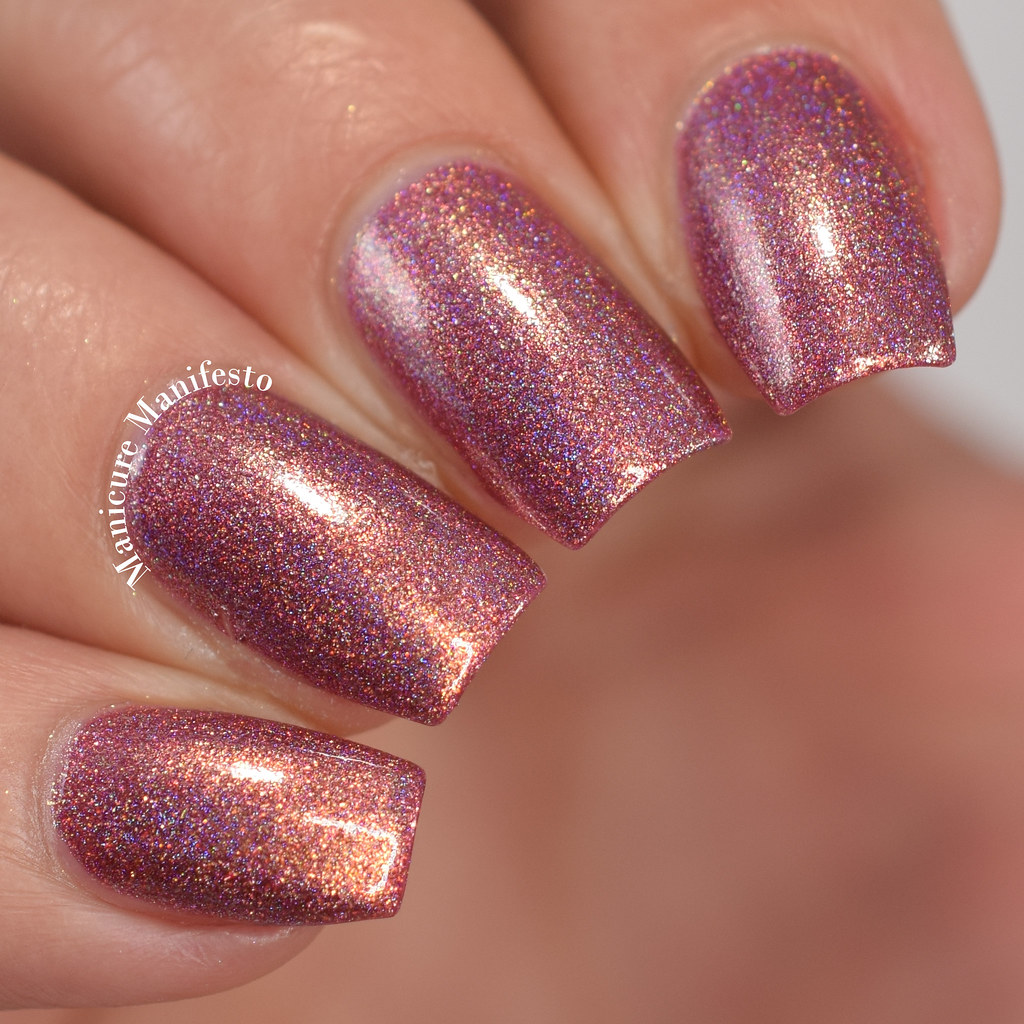 EDM Reflected Glory swatch