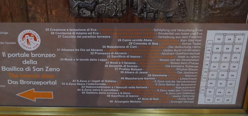 Рассматривая детали (Верона-Мантуя-Венеция-Падуя-Болонья-Модена-Равенна-Римини, 17-24 марта 2018 г.)