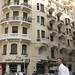 A Downtown Cairo building after renovation