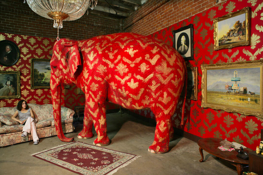 The Elephant In The Room By Banksy Enwp Org Elephant In