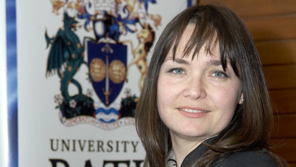 Professor Ania Zalewska