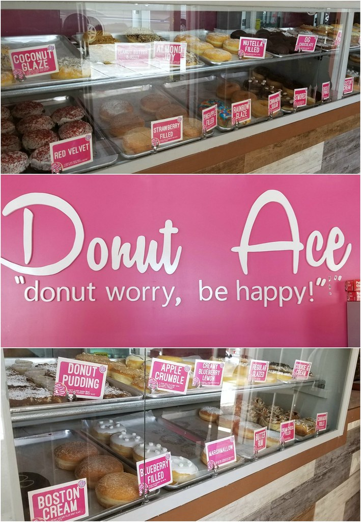 Donut Ace Antigua