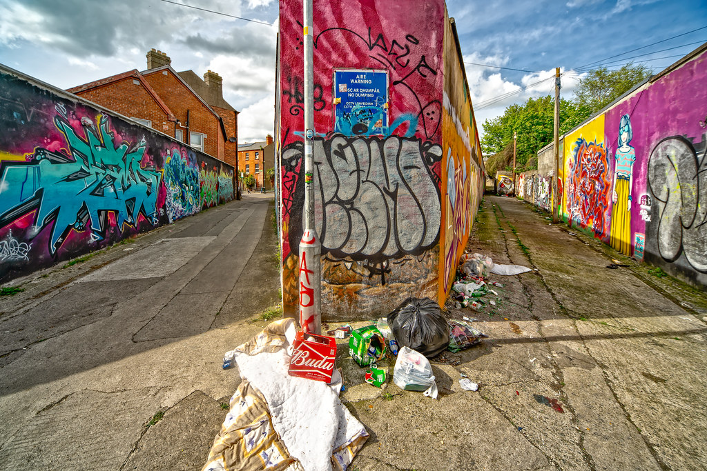 SAINT PETERS LANE - URBAN EXPRESSION AND DEPRESSION 007