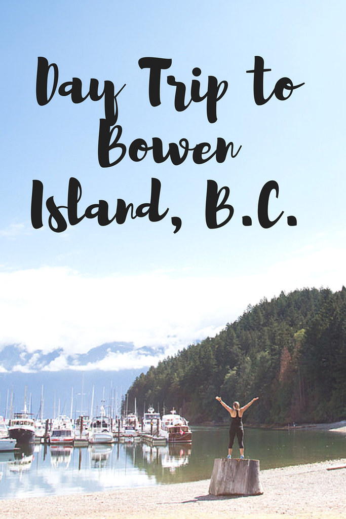 What hikes to do and places to eat at if taking the ferry over to Bowen Island, B.C. for the day.