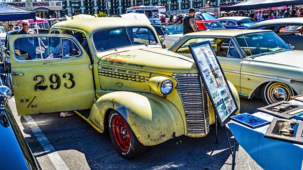 Viva Las Vegas Rockabilly Hot Rodder Car Show Flickr - Vegas rockabilly car show