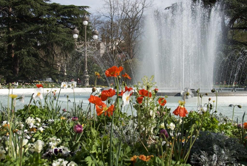 Jardin du Grand Rond, Toulouse, France. | Jardí de la Gran R… | Flickr