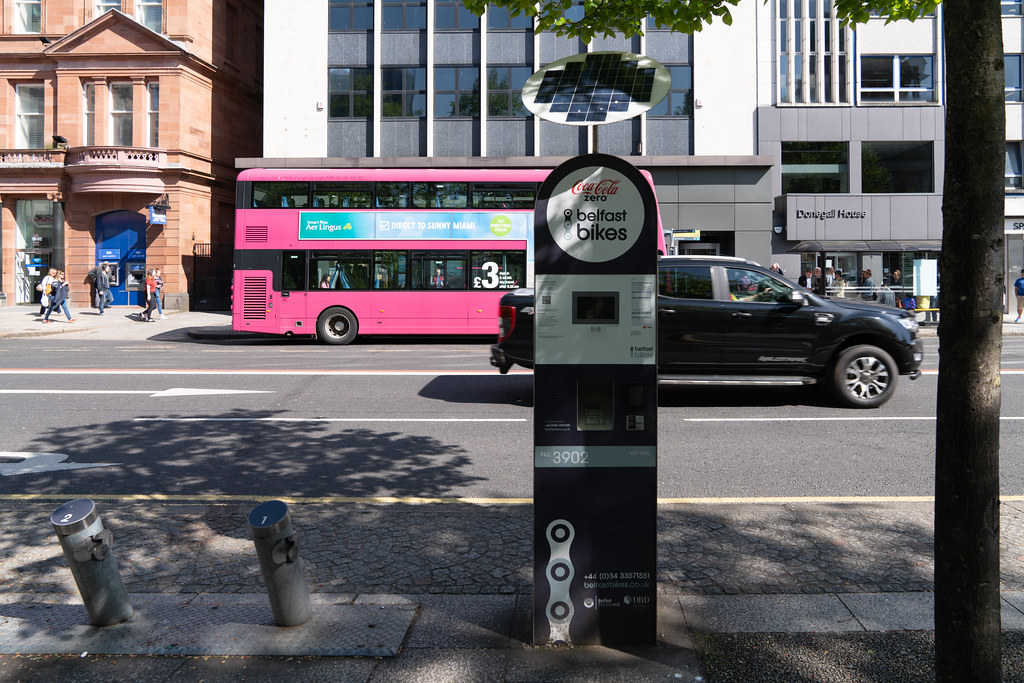 BELFAST BUSES -  [MAY 2018]  009