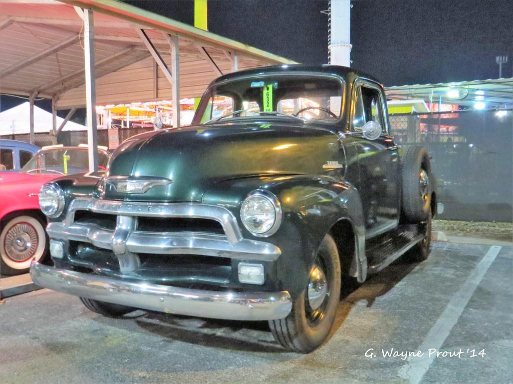1954 Chevrolet 3100 Pickup Truck Picku Flickr Pick Up By Gerald Wayne Prout