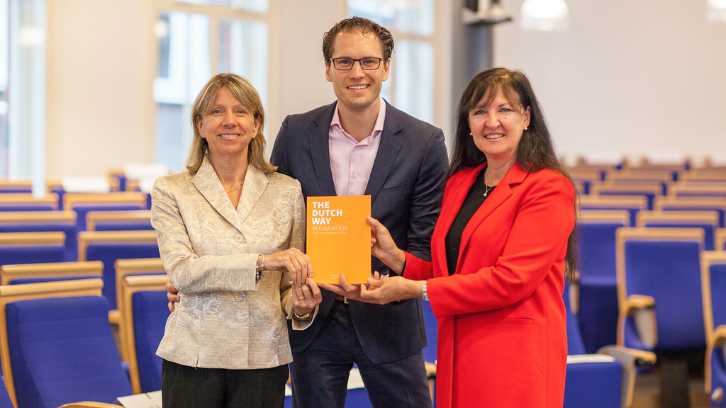 'The Dutch Way' - launched at a recent event in The Netherlands