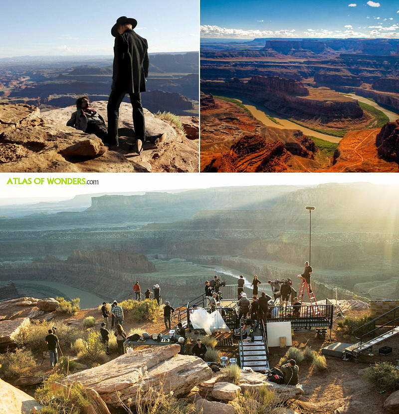 Westworld shooting locations