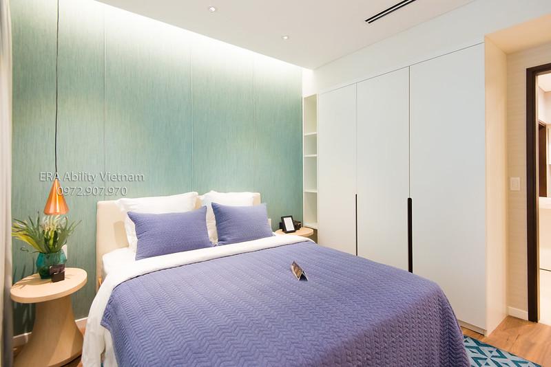 Nhà mẫu Richlane Residences Mapletree - phòng ngủ