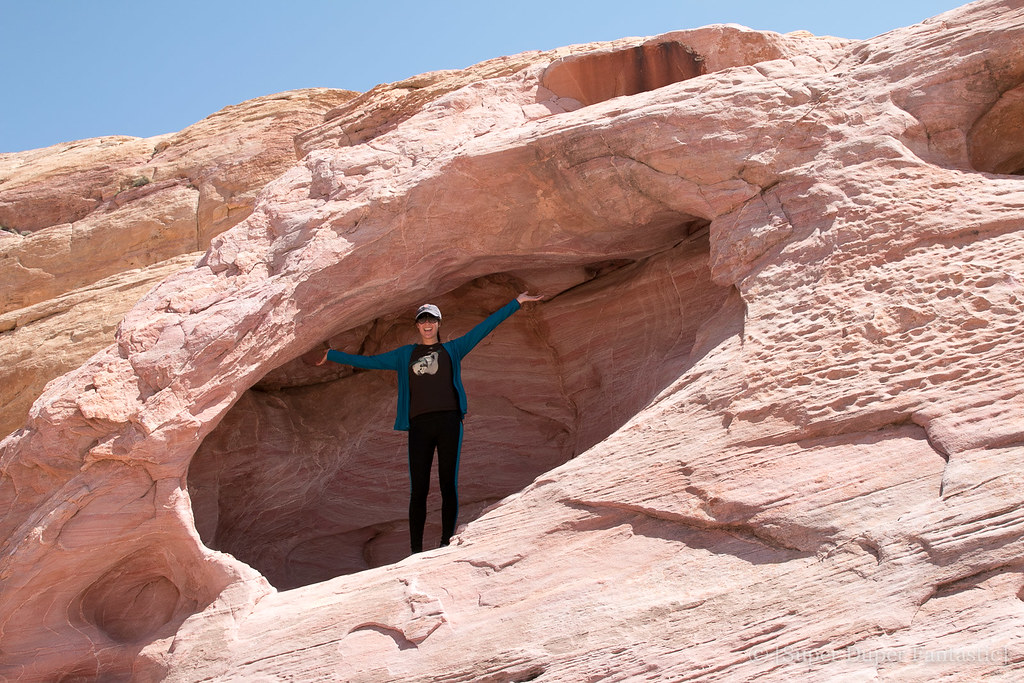Valley of Fire State Park - White Domes Loop
