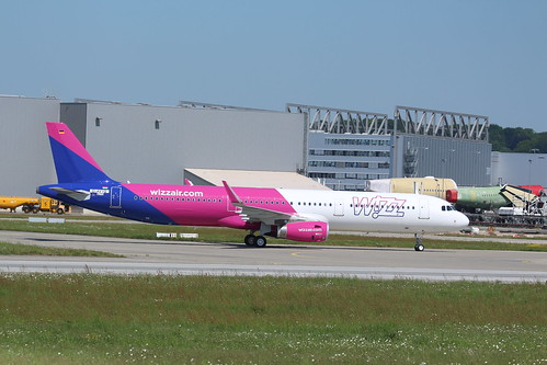A321 Wizz Air HA-LTC | by XFW-Spotter