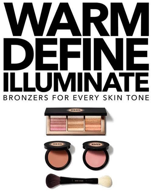 Warm, Define, Illuminate Collection de Bobbi Brown