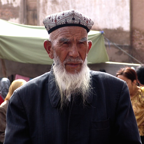 An uygur in Kashgar | by EnricX