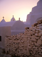 Twilight on Mykonos | by Trent Strohm