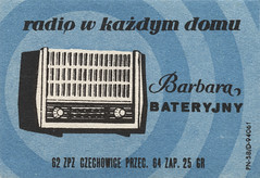 polish matchbox label | by maraid