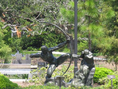 City Park Sculpture Garden New Orleans La August 13 Flickr