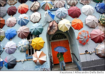 umbrella facade | by ~anjie