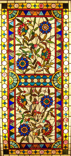 Stained Glass Floral | by Atelier Teee