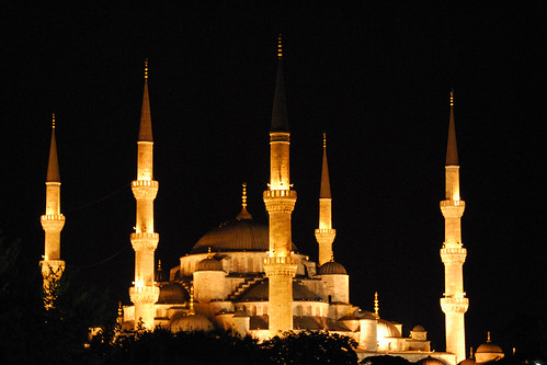 Blue Mosque at night | by tinou bao