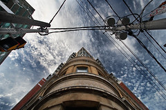 king corner, looking up | by wvs