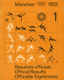 1972 Munich Olympics: Official Results 1 | by Joe Kral