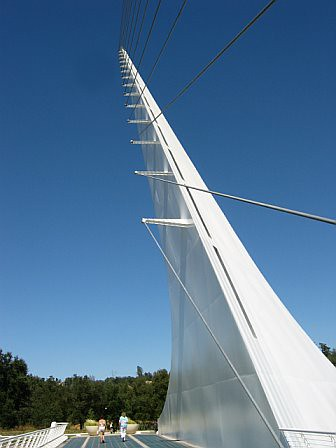 sundial bridge another angle | by bubbletea1