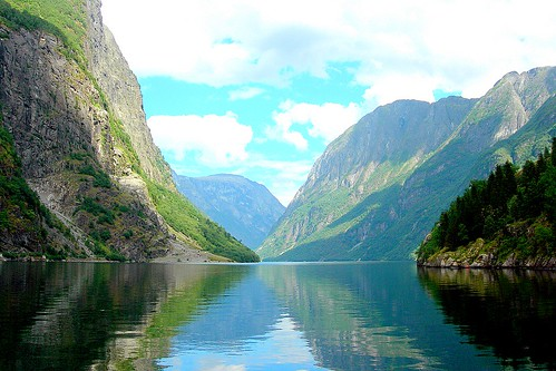 Norway Postcard 5 of 6: This Fjord brought to you by the letter X | by Today is a good day