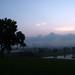 Denver skyline from Barnum Park