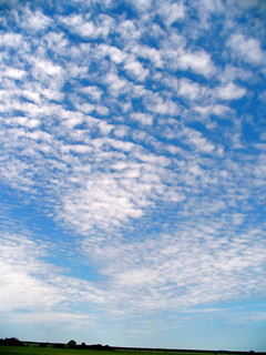Cottonball clouds | by -just-jen-