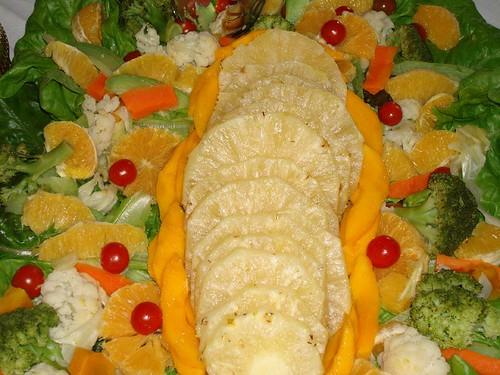 Salada Tropical | Tropical Salad | Ana Leticia | Flickr