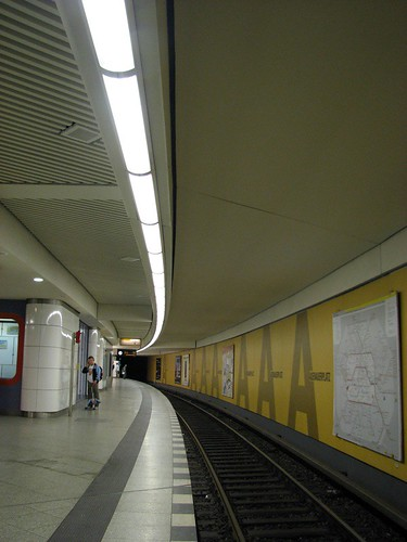 Subway - Berlin, Germany | by hollaBackpackers