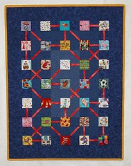 Story Baby Quilt | by TheKarenD