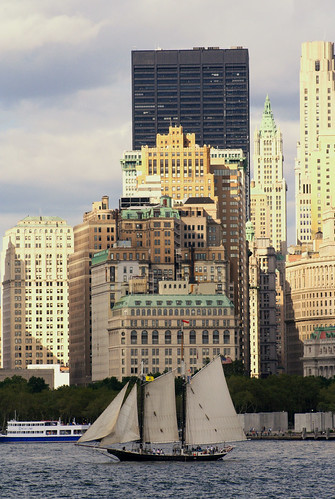 Manhattan with boat | by Valentinian