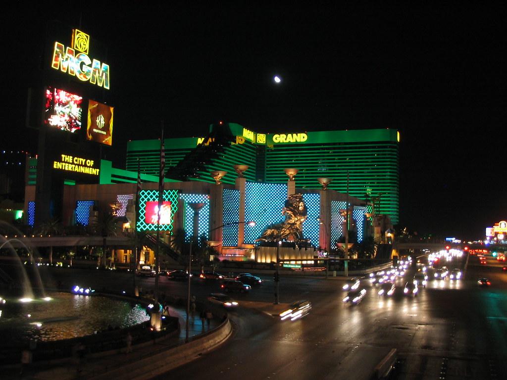 Mgm Grand Las Vegas  Las Vegas  Nevada