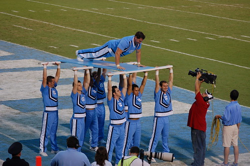 UNC Cheerleading | by kevin813