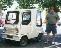 bernard and smallest van ever built pyewacket42 flickr. Black Bedroom Furniture Sets. Home Design Ideas
