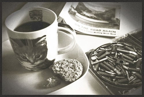 coffee and cigarettes | by amber_b.